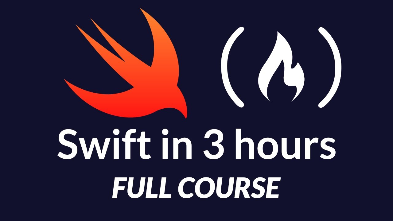 Learn Swift Programming | Swift Programming | Swift Tutorial | Full Course for Beginners