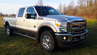 2012 F350 with 6.7 diesel - 6 year review.  99,300 miles on it and going strong!