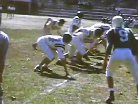 Whitesville Jr. High School 8mm video from 1962-64