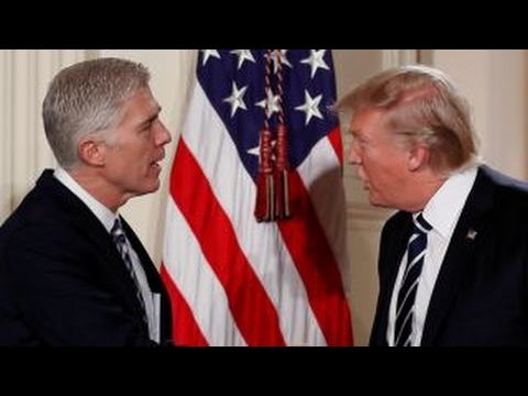 Juan Williams: We have a major clash coming on Gorsuch nomination