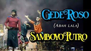 Download LAGU HITS GEDE ROSO JARANAN SAMBOYO PUTRO