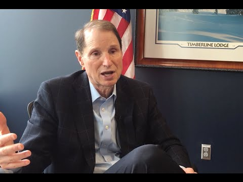 Senator Ron Wyden Is Concerned About Your Data