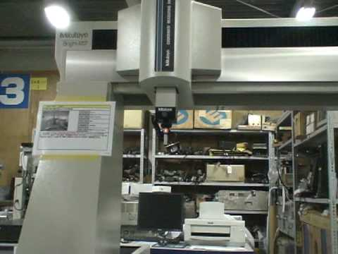 22057 CNC三次元測定機 ミツトヨ BrightApex707 2000年