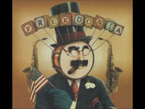 """Freedonia """"Gone So Long"""" featuring Christopher Cross"""
