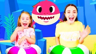 Baby Shark Song #2- Kids Song Nursery Rhymes