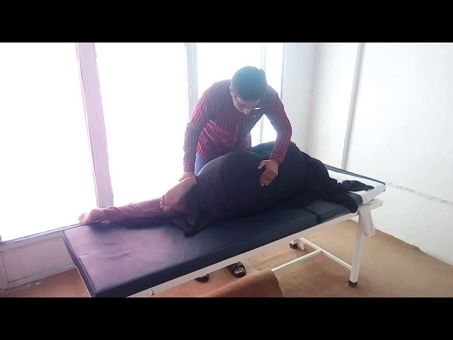 Chiropractic Adjustment Shoulder Pain, Chiro, breathing, Pain Referral, Muscle Testing