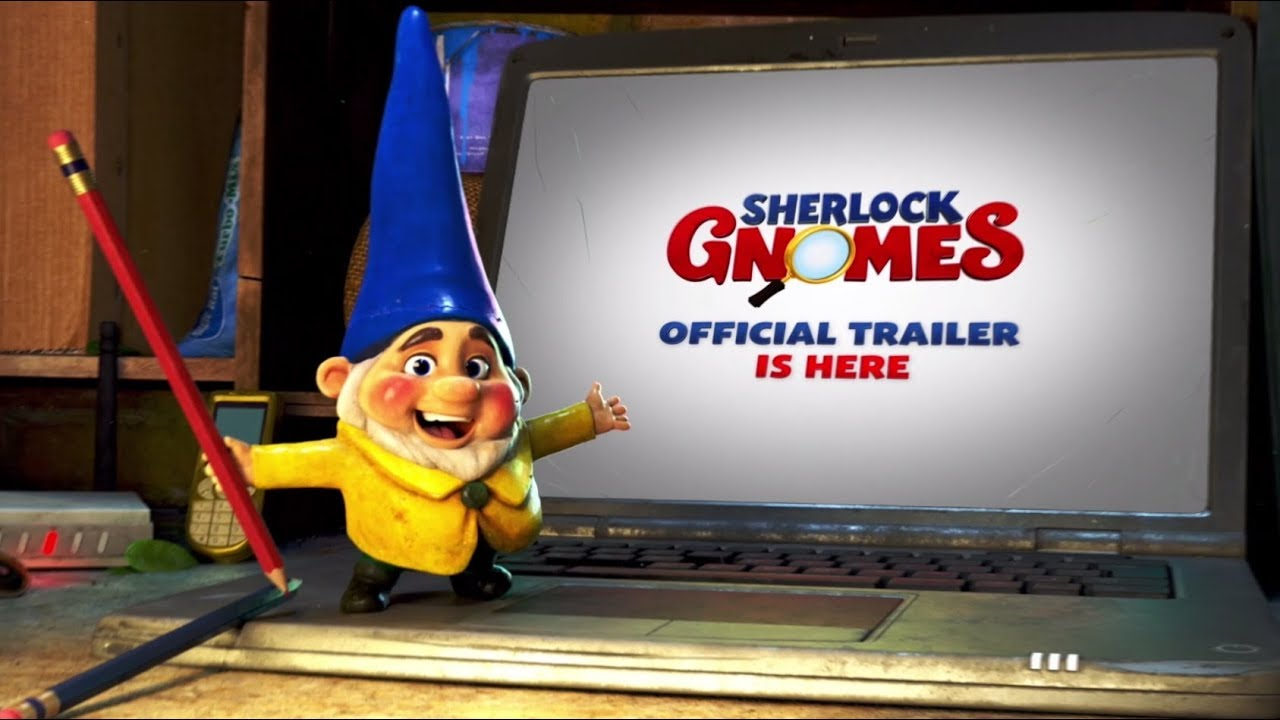 Sherlock Gnomes | Official Trailer | Paramount Pictures UK