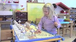 Ecole des Nations Pédagogie - Montessori