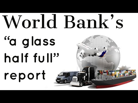 World Bank's A Glass Half Full report, Status of Indian trad