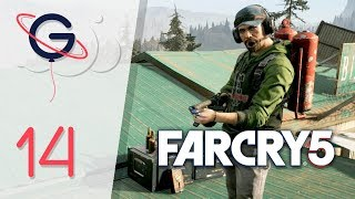 FAR CRY 5 FR #14 : Sharky le flambeur