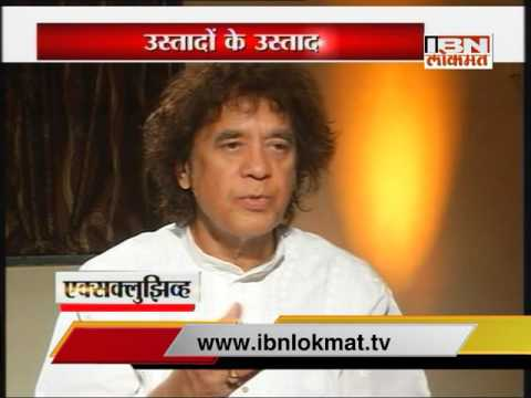 Exclusive interview with Zakir Hussain
