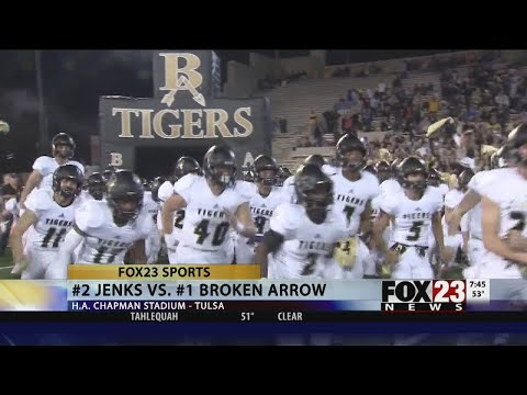 VIDEO - Broken Arrow wins 1st state title in 108th season