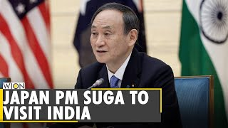 Japan PM Suga to visit India to bolster Indo-Pacific cooperation | Latest English News | World News
