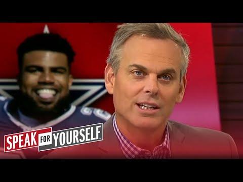 Dak Prescott and Ezekiel Elliott mature enough to win a Super Bowl? | SPEAK FOR YOURSELF