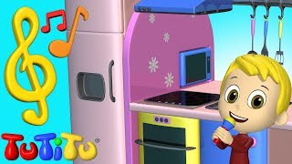 Songs & Karaoke for Children | Kitchen | TuTiTu Songs