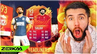 I Packed The GREATEST Headliners In FIFA 20! (FIFA 20 Pack Opening)