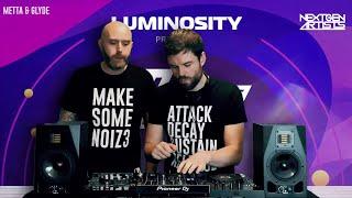 Download Luminosity presents: Metta & Glyde exclusive 2 hour set!