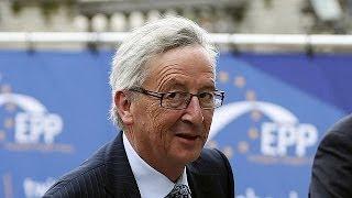 Il popolare Junker designato alla testa della Commissione europea
