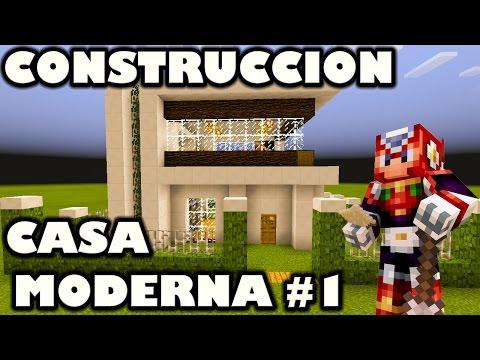 Download video construye una casa moderna 1 minecraft for Casa moderna minecraft xbox 360