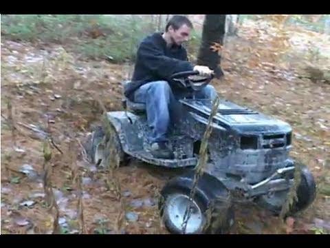 Lawn Mower Atv Youtube