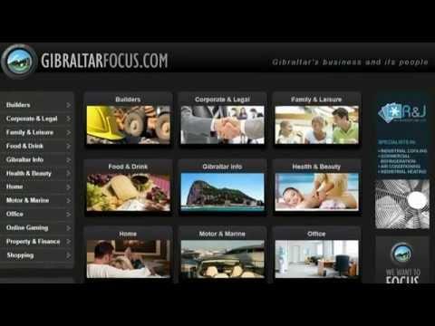 Gibraltar's hottest website is now live!