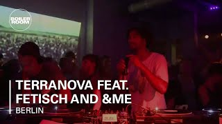 Terranova feat. Fetisch AND &ME Boiler Room Berlin DJ Set