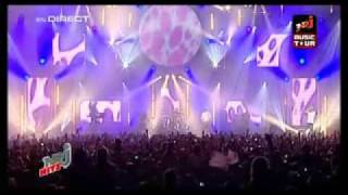 Nâdiya   Enrique Iglesias - Tired Of Being Sorry LIVE @ NRJ Music Tour.flv