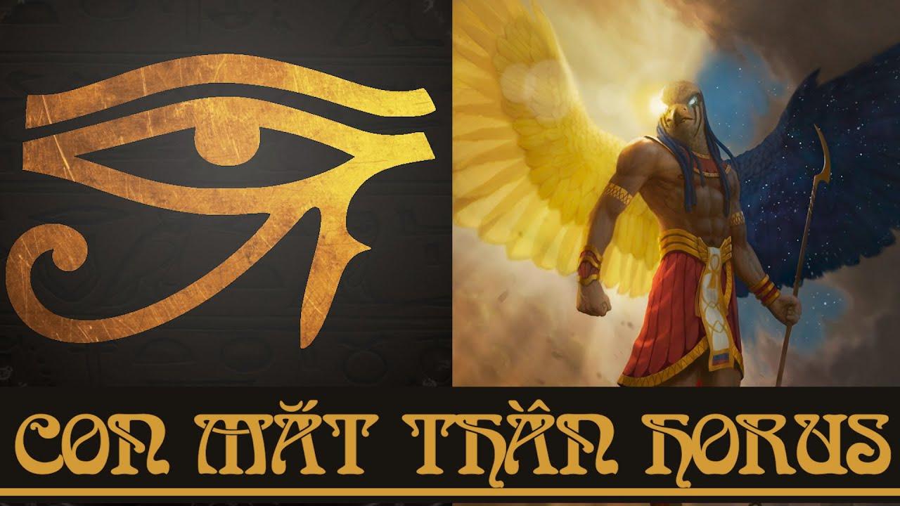 Con mắt thần Horus – Biểu tượng ma thuật #1 | Tổng hợp những nội dung liên quan hình xăm con mắt ai cập chi tiết nhất
