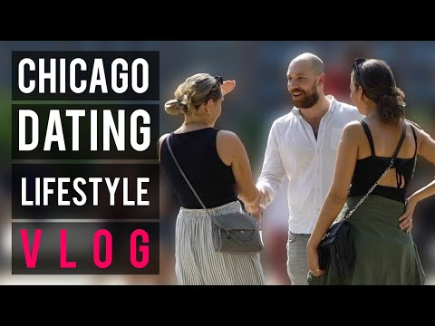 How To Meet Girls In Chicago - Dating Coach Adventures Vlog
