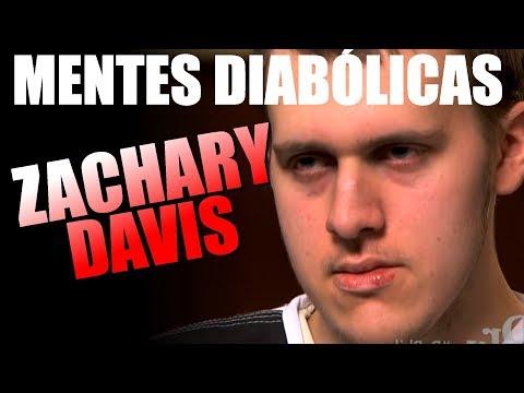 ZACHARY DAVIS SEM REMORSO