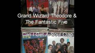 G.W. Theodore & The Fantastic Five - Can I Get A Soul Clap