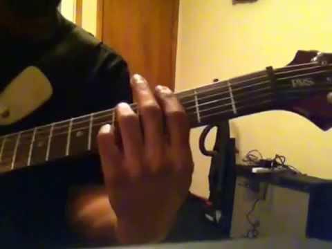 Justin Bieber Catching Feelings Guitar Chords Tutorial Youtube
