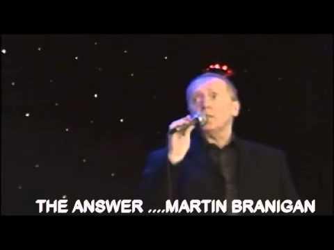 MARTIN BRANIGAN