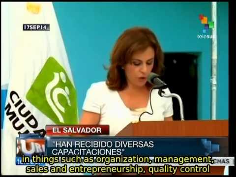 President Sanchez inaugurates milk pasteurizing plant managed by women
