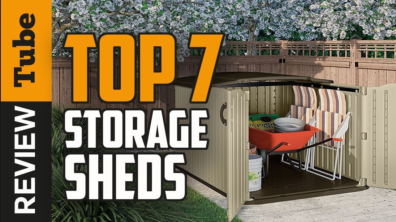 Shed Best Storage Shed Buying Guide