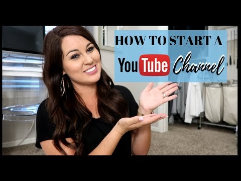 HOW TO START A YOUTUBE CHANNEL | 9 BASIC TIPS FOR YOUTUBE BEGINNERS | HOW I STARTED MY CHANNEL