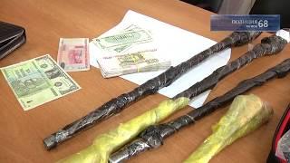 Раскрыта серия краж денег из сейфов организаций