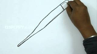 How to Draw a Thermometer