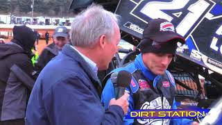 March 17, 2018 - Lincoln Speedway; 410 Sprint Highlights