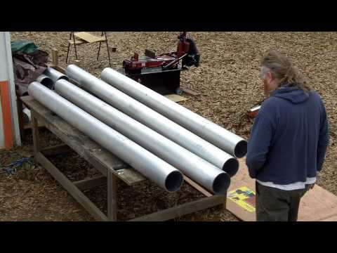 2013-02-12 Overton Square Chimes Tuning