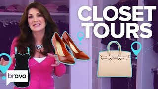 The Best Beverly Hills Wives Closets | Real Housewives Of Beverly Hills | Bravo