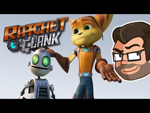Ratchet & Clank (film) Review