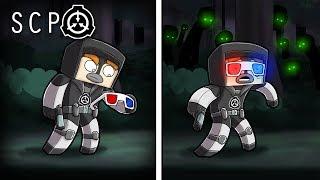 Minecraft - SCP 178 - THE 3D GLASSES! (SCP CONTAINMENT BREACH)
