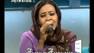 منار صديق - سمسم القضارف