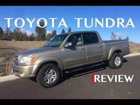 Toyota Tundra Review | 2000-2006 | 1st Gen