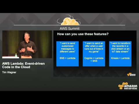 AWS Lambda: Event-driven Code in the Cloud