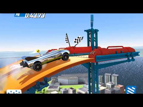 HOT WHEELS RACE OFF Off Duty / Dune it Up / Speed Slayer Supercharged Gameplay iOS / Android