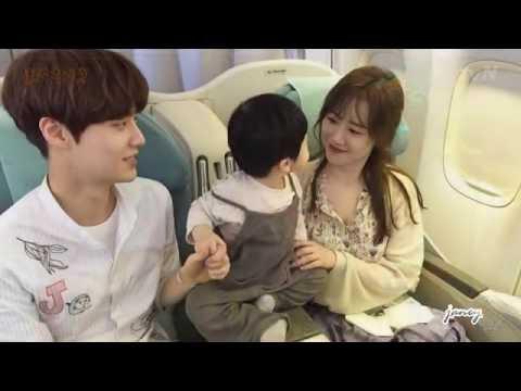 160521[HD]Ahngoo 521 Wedding Haoppy -All For You (Ahnjaehyeon, Kuhyesun)