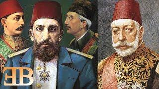 Sultan 2. Abdülhamid'in Kardeşi Mahzun Padişah Mehmed Reşad'ın Hayatı - Payitaht Abdülhamid