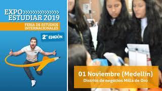 Invitación Expoestudiar 2 edición
